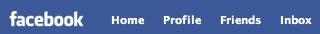 FB toolbar left