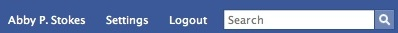 FB toolbar right