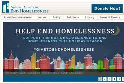 Natl Alliance for Homeless
